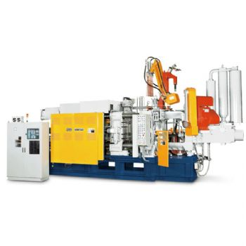 aluminum casting machine, cold chamber die casting machine, high pressure die casting machine, HPDC, die casting machine Taiwan, die casting